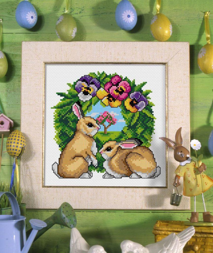 """""""Wielkanocne zajączki"""""""